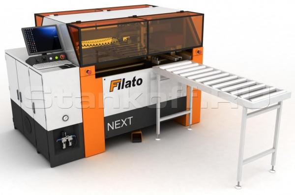 Автоматический сверлильно-присадочный станок с ЧПУ Filato NEXT