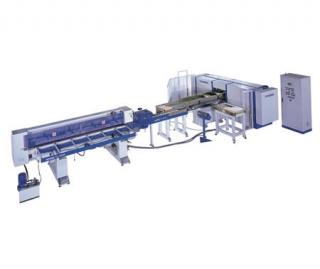Линия для сращивания по длине полуавтоматическая FJL-180 M