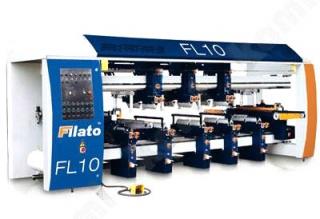 Полуавтоматический сверлильно-присадочный станок FL 10