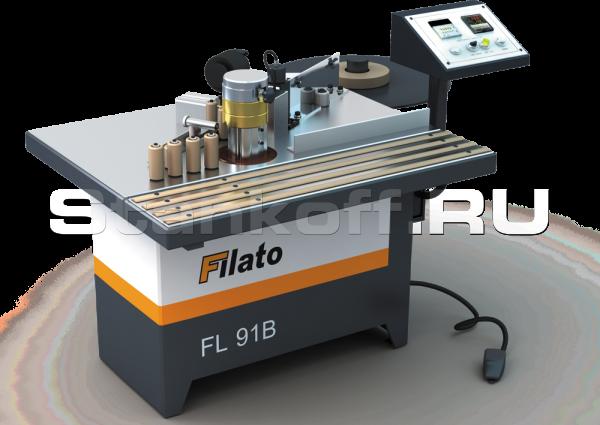 Станок для облицовывания кромок мебельных щитов FL-91B