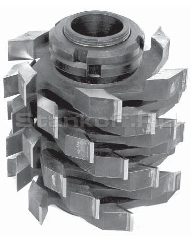 Фрезы для криволинейных поверхностей 1К-01