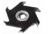 Фрезы пазовые дисковые по дереву П-01