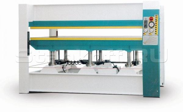 Прессы горячего прессования GP 90/S, GP 130/S, GP 150/S