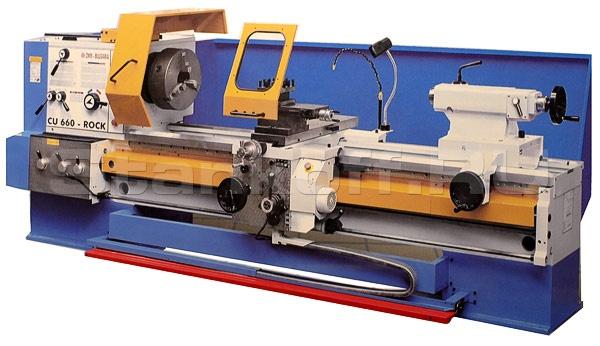 Токарно-винторезные станки CU 660, CU 760-ROCK