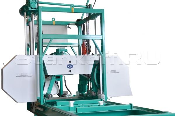 Ленточная пилорама ZBL-50H
