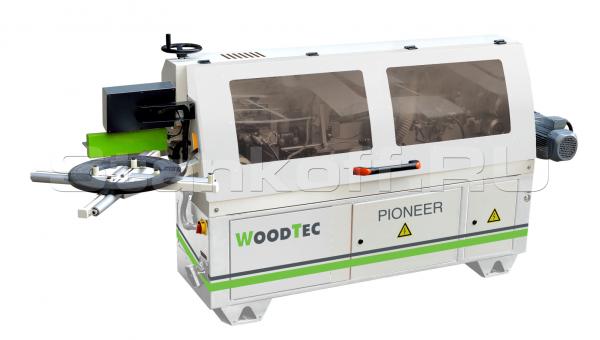 Станок кромкооблицовочный WoodTec Pioneer
