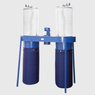 Пылеулавливающий агрегат для шлифовальных станков ПФЦ-5000КР-2