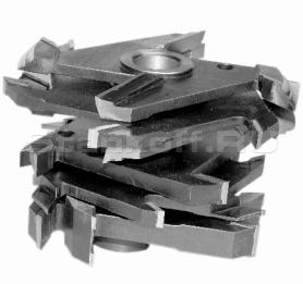 Комплект фрез для изготовления дверей с остеклением ДФ-04.13Б