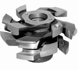Комплект фрез для изготовления обшивочной доски (вагонки) ДФ-14.32(33), ДФ-14.34(35), ДФ-14.36(37)