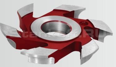 Комплект фрез для обработки боковой кромки наличника 03-490, 03-495
