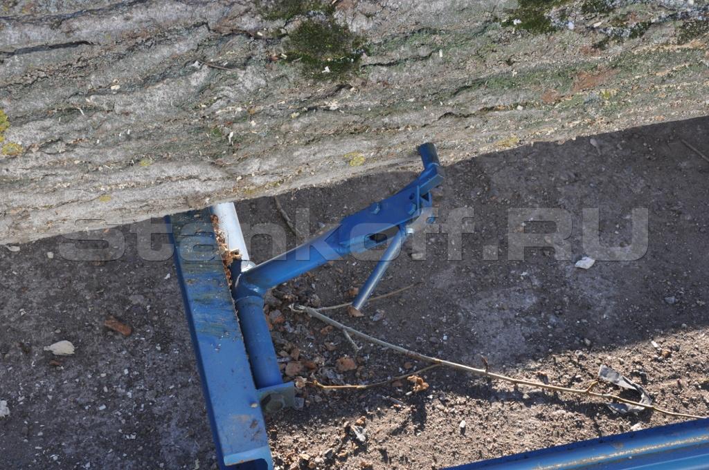 Станок для продольной распиловки древесины 122