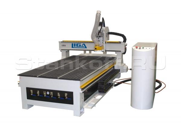 Фрезерный станок с ЧПУ LIGA NT-1325
