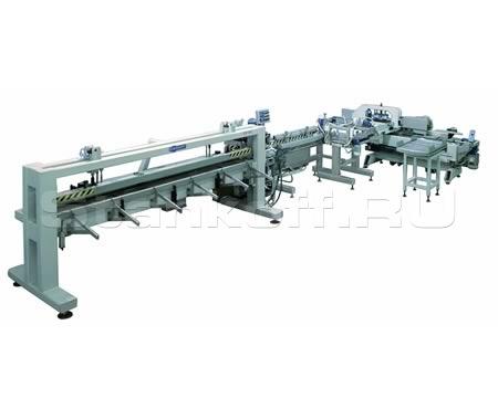 Автоматическая линия сращивания заготовок ЛСБ 005-3200