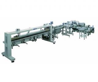 Автоматическая линия сращивания заготовок ЛСБ 005-6000