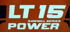 Ленточная пилорама горизонтальная LT15 Power