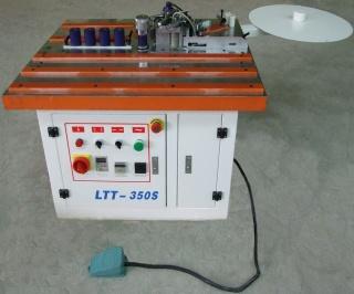 Кромкооблицовочный станок с ручной подачей LTT-350S