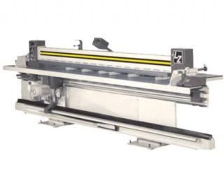 Шпоноприрезной станок для обработки пачки шпона LZ 5/2 E 4000