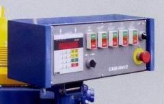 Компактный четырехсторонний строгальный станок M-410