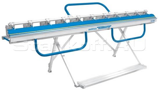 Механические мобильные листогибы серии Mark IV Trimmaster Industrial