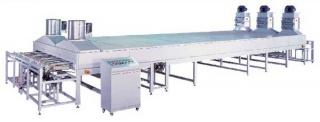 Тоннель для сушки погонажа горячим воздухом с поперечной подачей MF 6230-L