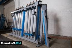 Пневматическая вайма для каркасных конструкций и мебельных щитов ВП17-3000Б