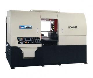 Автоматический ленточнопильный станок по металлу NC-4033