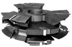 ОФ-14-1,2 комплект фрез для изготовления мебельной обвязки 4-х профильный