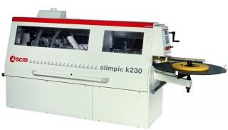 Автоматический кромкооблицовочный станок OLIMPIC K 230 A