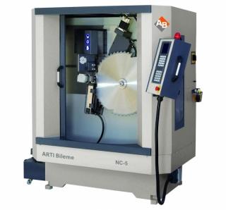 Станок для заточки дисковых пил OTOMAT-NC5