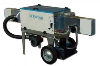 Установка для пропитки (импрегнации) погонажных изделий PERLINA