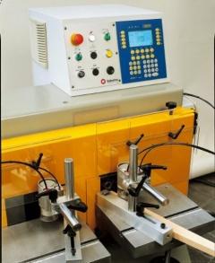 Шипорезный станок для овального шипа с ЧПУ PICO CN