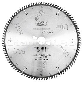 Пила дисковая для распила ЛДСП Pilana TFZ L 300/96