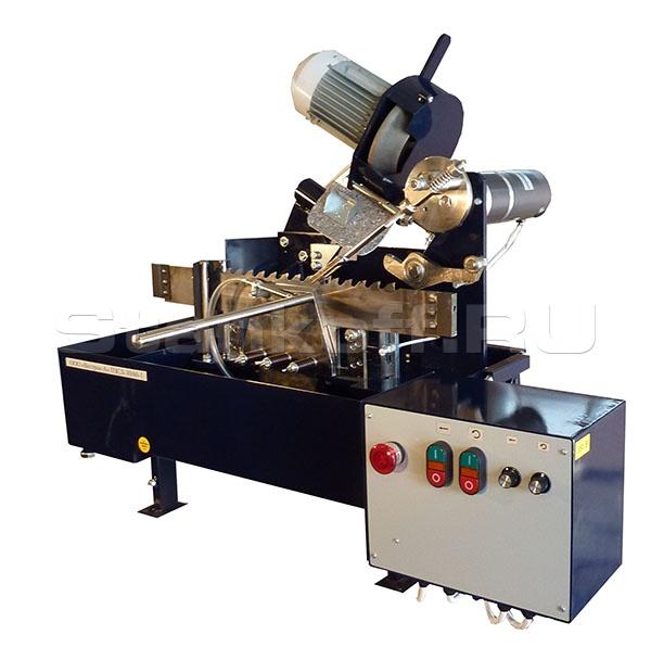 Полнопрофильный боразоновый заточной станок для рамных пил ПЗСЛ80/180Р