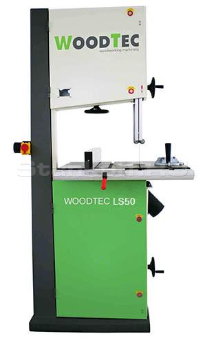 Ленточнопильный станок по дереву WoodTec LS50