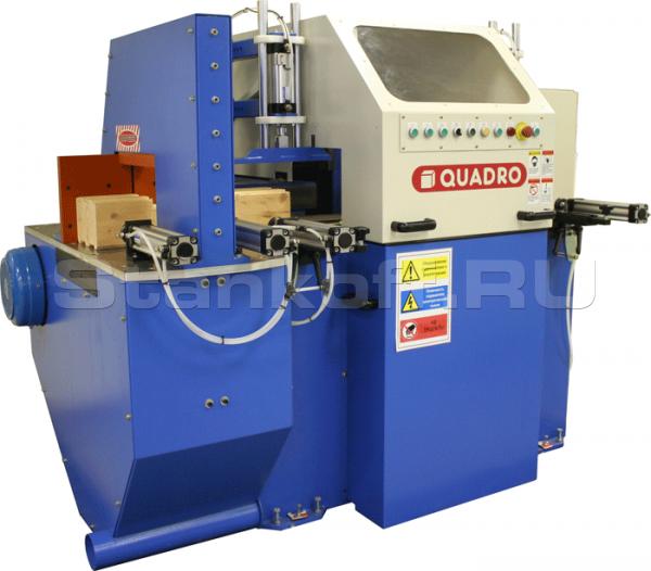 Станок для фрезеровки угловых соединений QUADRO-250TS