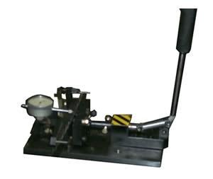 Станок для заточки и разводки ленточных пил РЛП-60