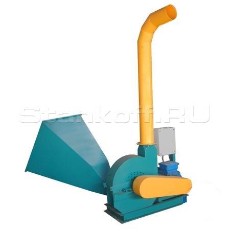 Дисковая рубительная машина (дробилка) RM-165