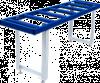 Роликовый стол РН 2-500 С