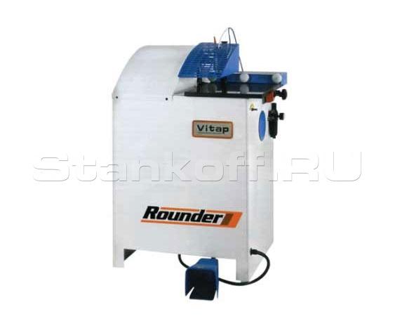 Станок фрезерный для обгонки угла Rounder (Vitap)