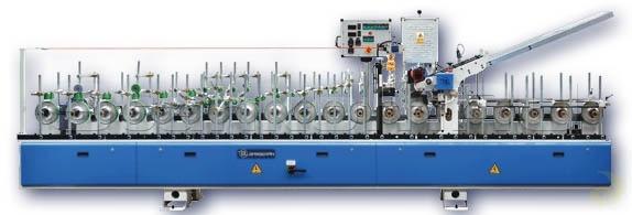 Станок для нанесения листовых и рулонных материалов RP-30-Modular