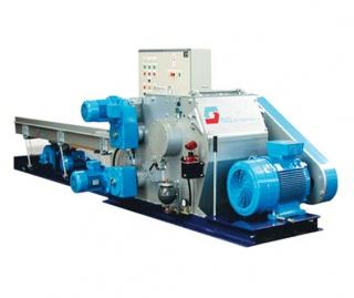 Рубильные машины для производства щепы S80x300, S120x400, S160x400, S160x500, S200x500