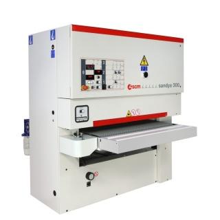 Калибровально-шлифовальный станок Sandya 300 RCS 95