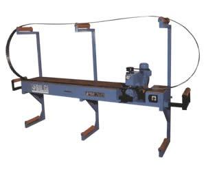 Станок для вальцевания пил SDTM-99
