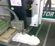 Опция для фрезерных станков с ЧПУ Beaver: Устройство для 3D сканирования «Штрих1»