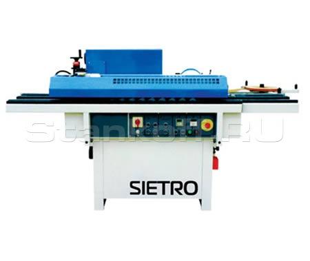 Кромкооблицовочный станок SIETRO 3/2M