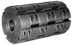 СП-05, СП-06 фреза цилиндрическая с винтовым расположением режущих пластин