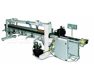 Пресс сращивания заготовок двухканальный автоматический СПБ 005-6000