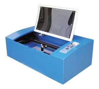 Лазерная гравировальная машина для печатей ST-40W