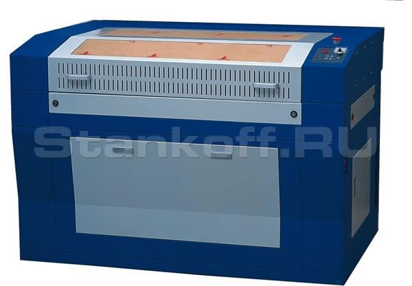 Лазерный станок для резки и гравировки ST-9060, 60Вт/80Вт