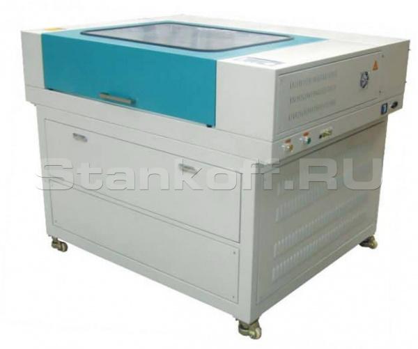 Станок лазерной резки и гравировки ST-9060HSLE, 50/60W